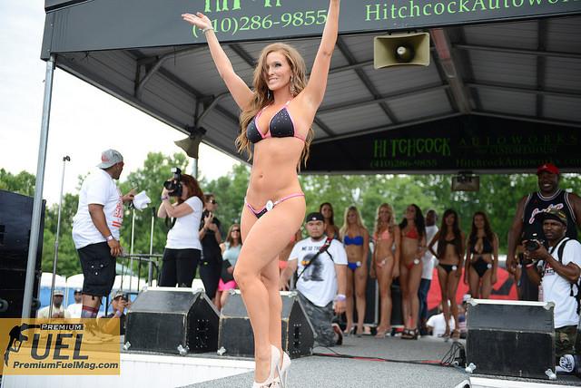 WPGC Bike fest Bikini Contest