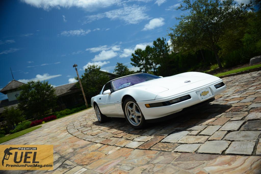 1991 c4 zr-1 corvette