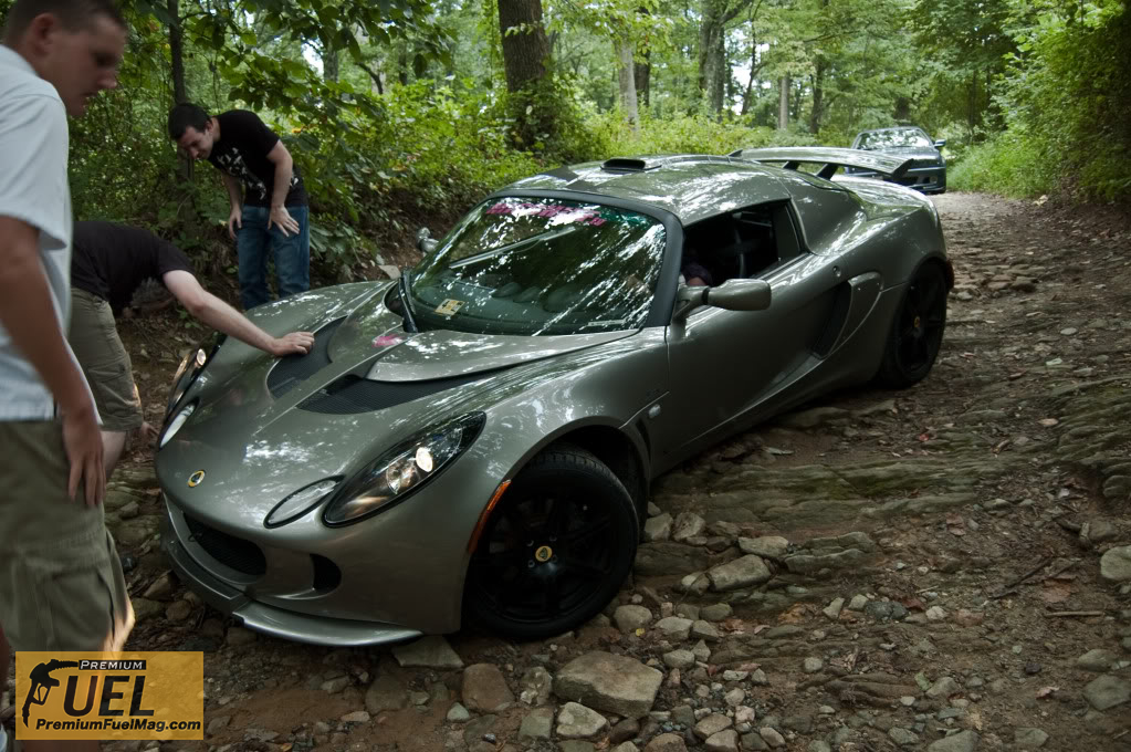 off road lotus