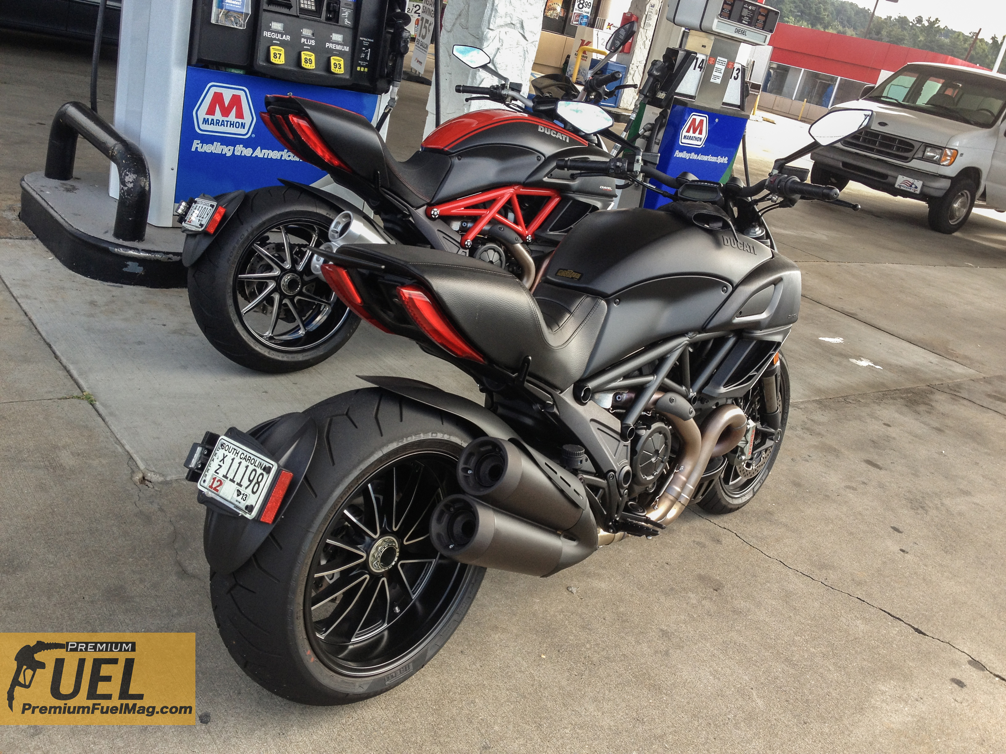 Ducati Diavel 8