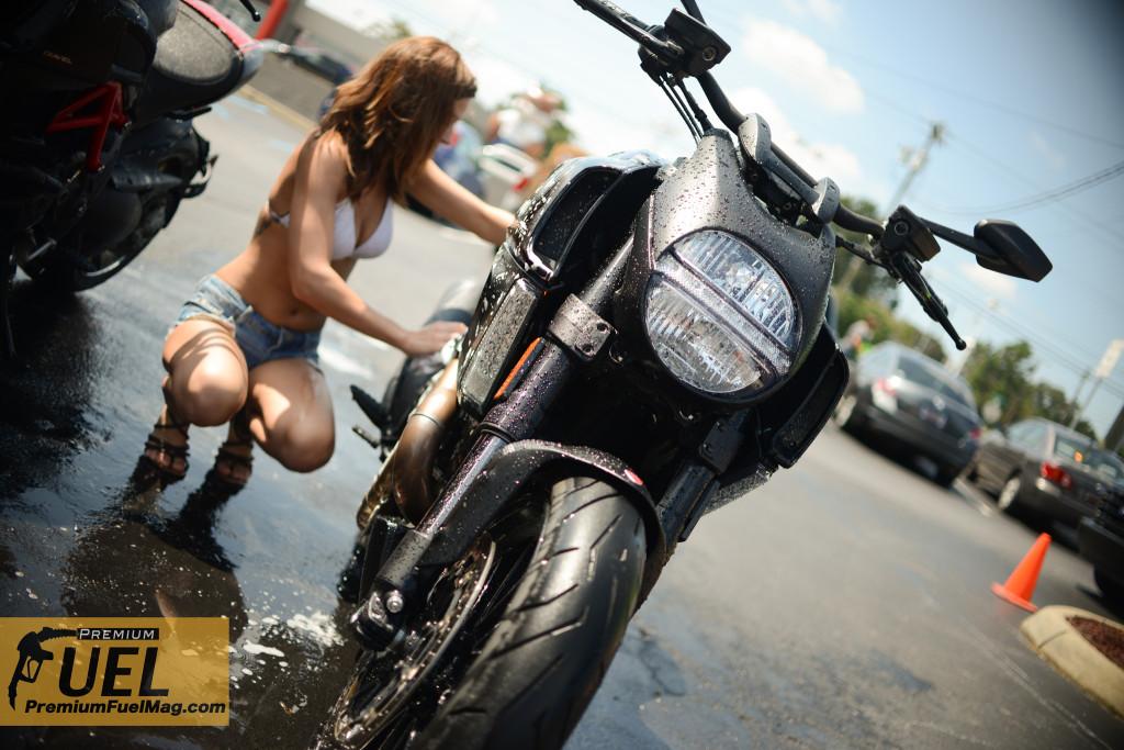 Ducati Diavel 7