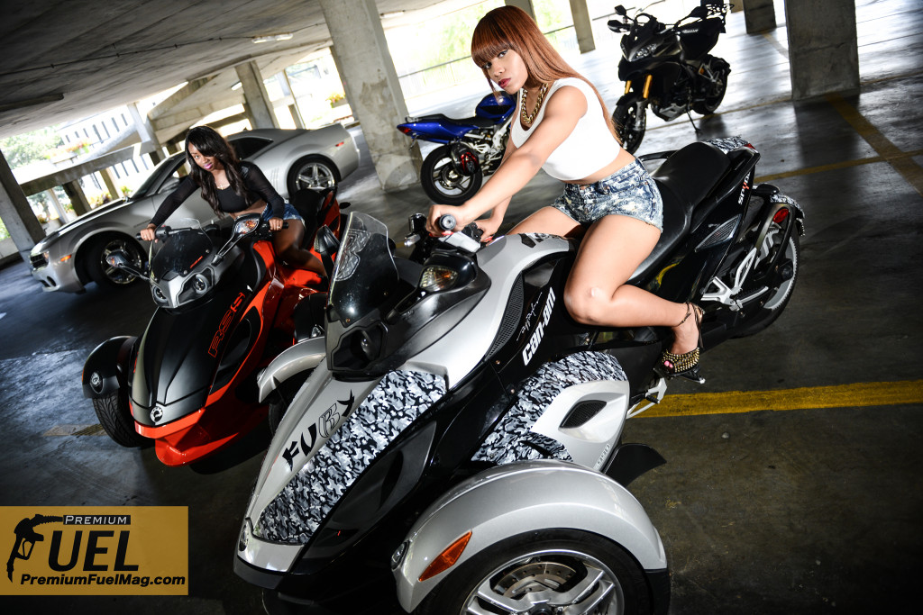 Alesia Can Am Spyder