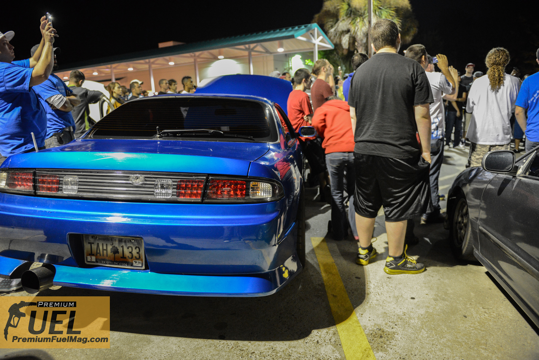 Paul Walker Memorial Car meet