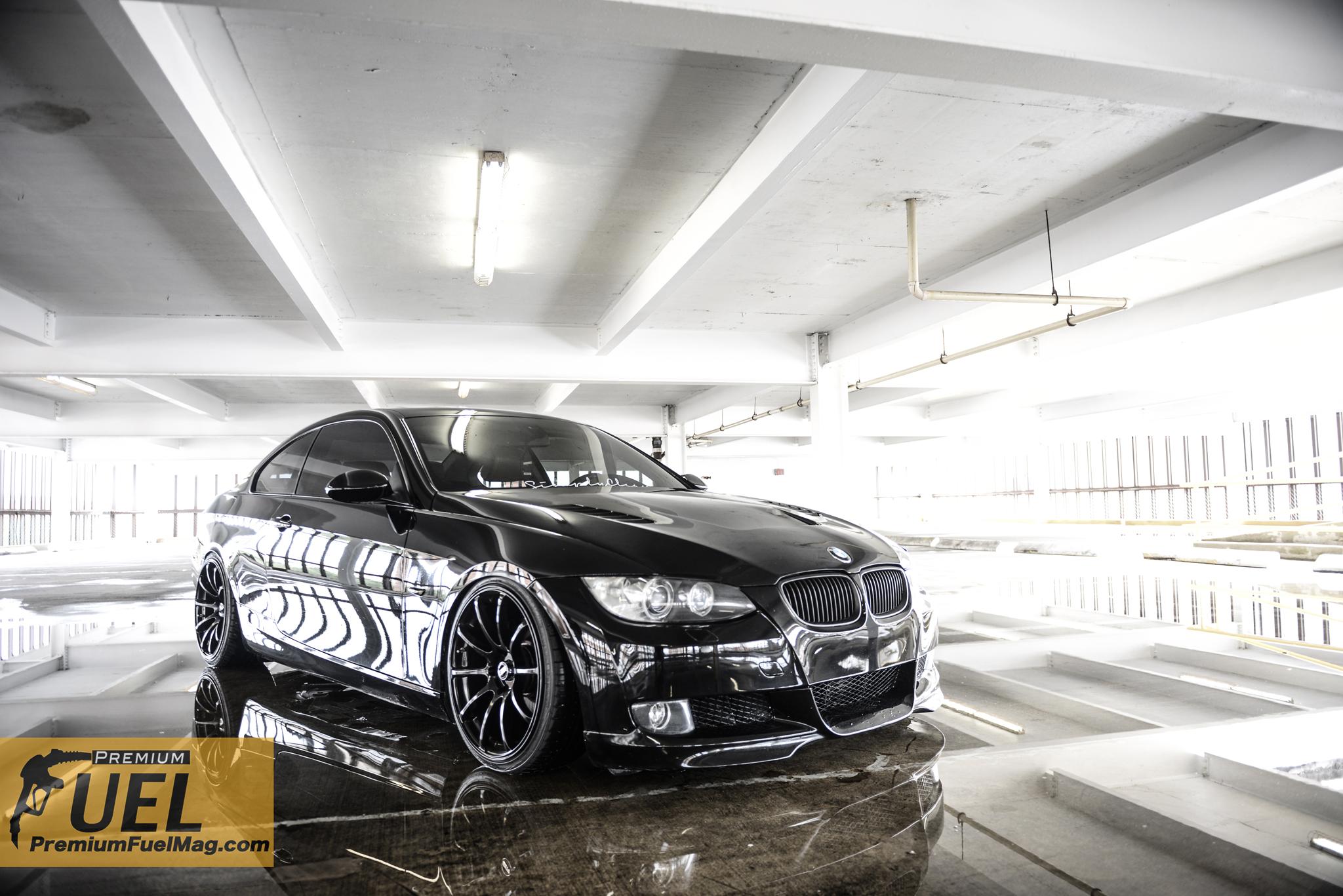 Part 2 Jet Black 335i Coupe Premium Fuel Magazine