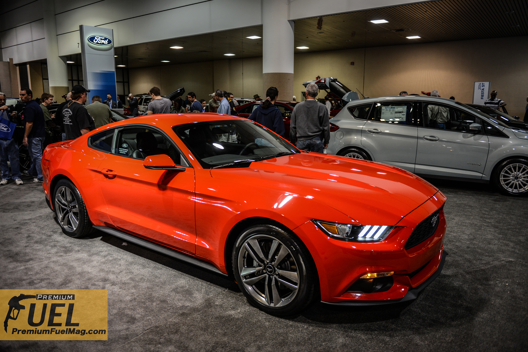 Jacksonville Auto Show Premium Fuel Magazine - Jacksonville car show
