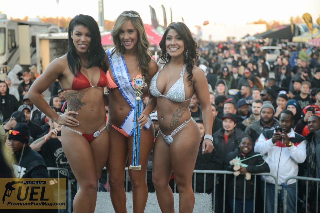 2015 WCF Bikini Contest