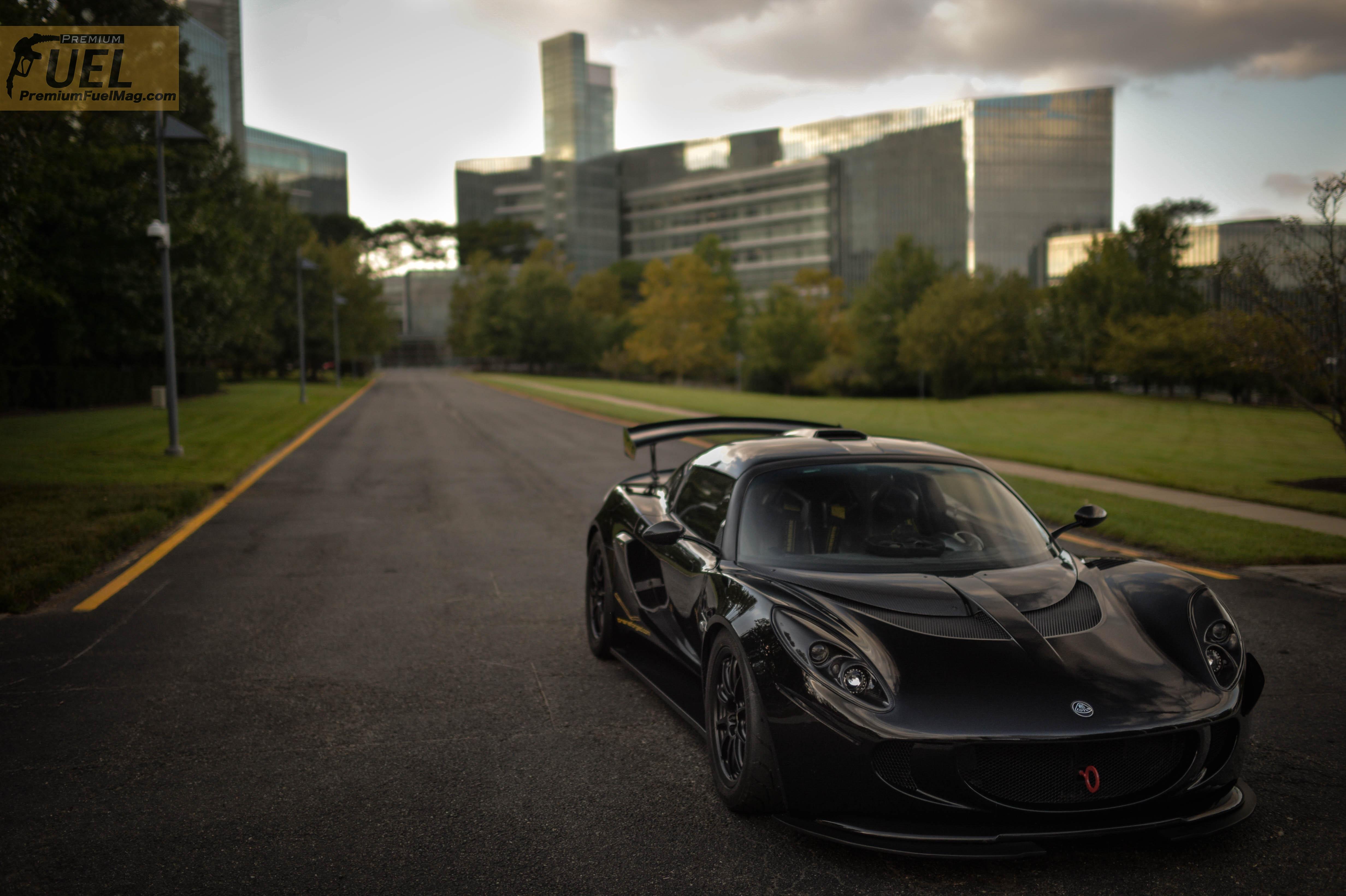 Transforged Racing: Lotus Exige – Premium Fuel Magazine