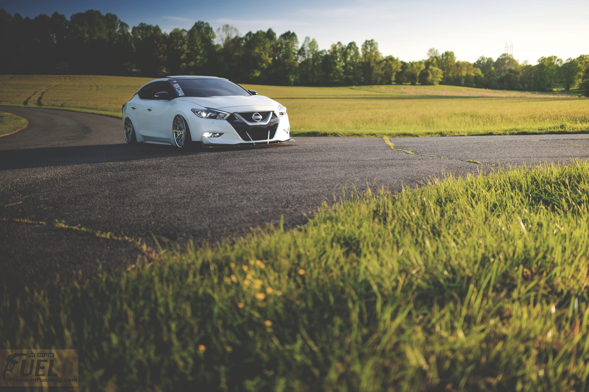 Bagged 8th Gen Maxima – Premium Fuel Magazine