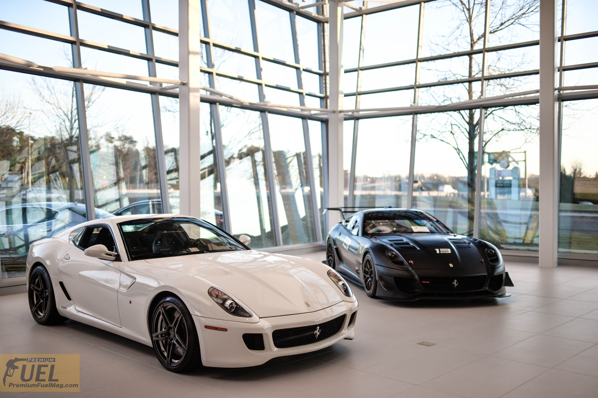 Up Close with rare Ferraris – Premium Fuel Magazine