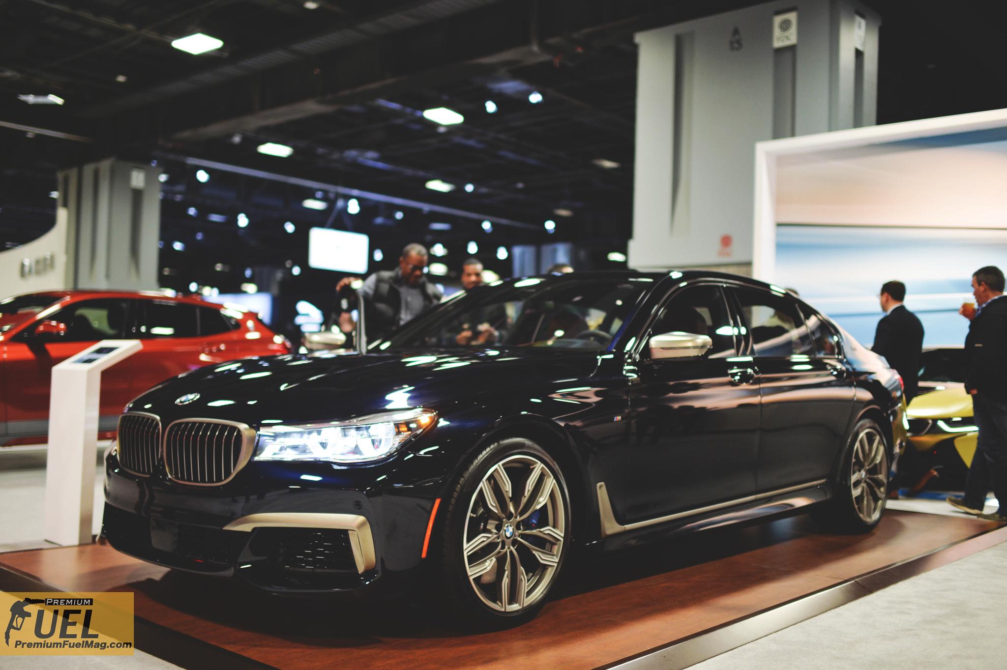 Washington DC Auto Show Premium Fuel Magazine - Washington dc car show 2018