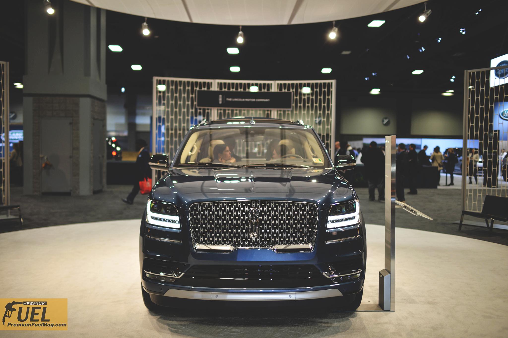 Washington DC Auto Show Premium Fuel Magazine - 2018 car show dc
